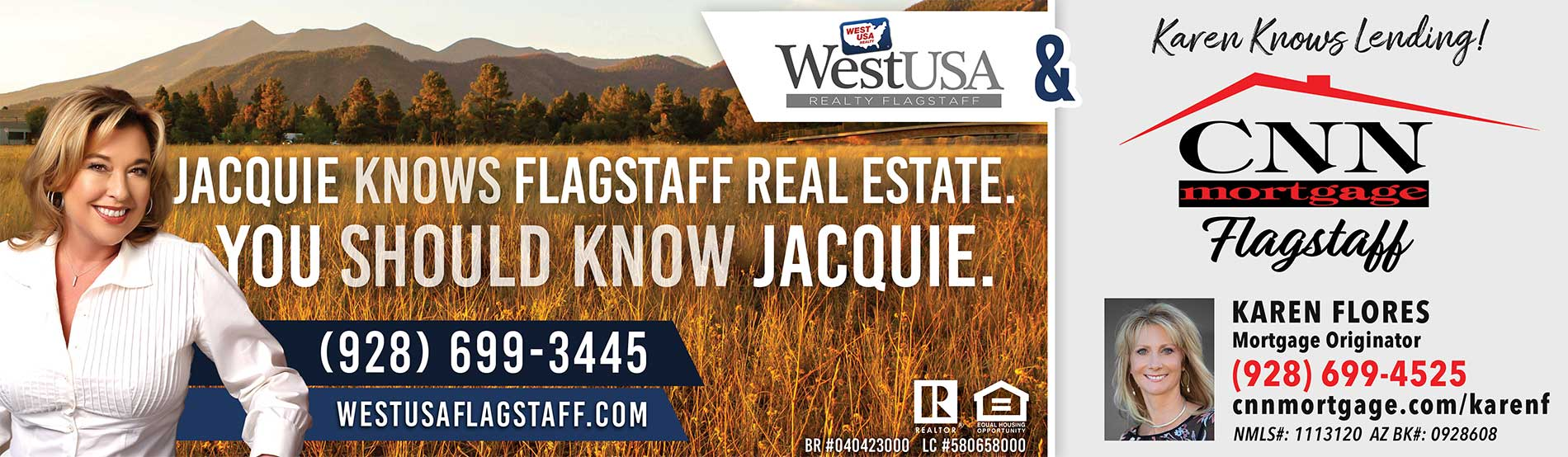 West USA Flagstaff Jacquie Kellogg Realtor