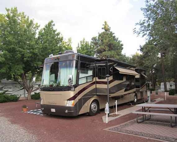 Flagstaff RV Parks & Tent Sites