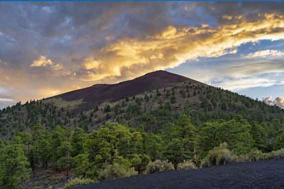 Visit Sunset Crater