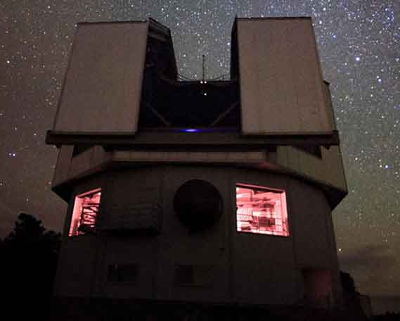 Peer Into the Universe at Lowell Observatory