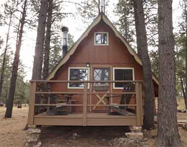 Stay in a Cozy Cabin in Flagstaff