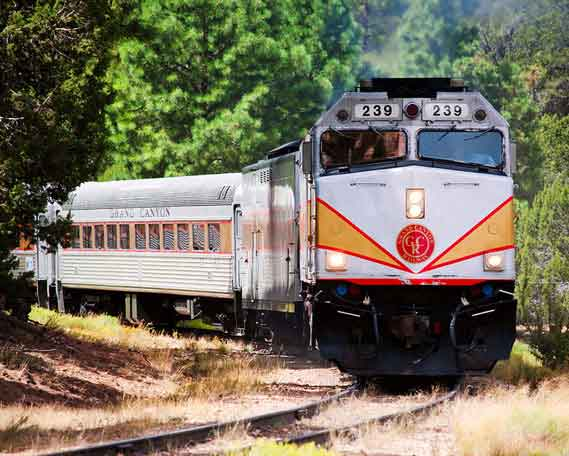 Don't Miss Grand Canyon Railway!
