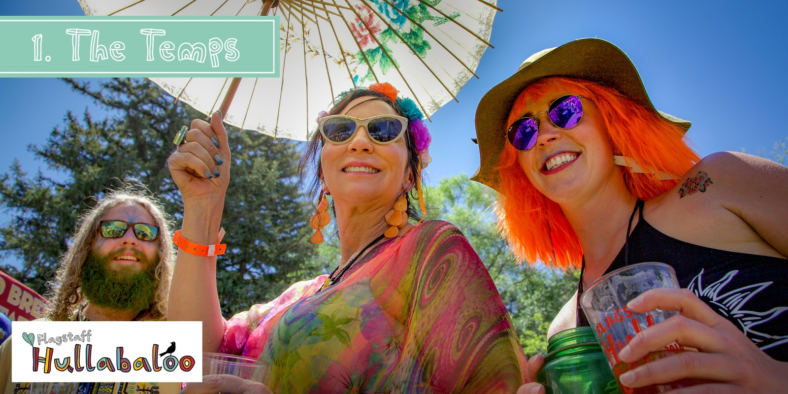 Flagstaff Hullabaloo Festival  Top 10 Reasons Why The