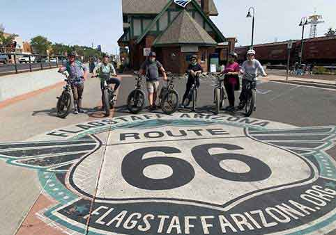 Flagstaff E Bike Tours