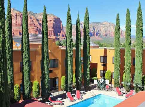 Escape to Sedona at the Holiday Inn Express
