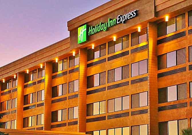 Holiday Inn Express Flagstaff Getaway